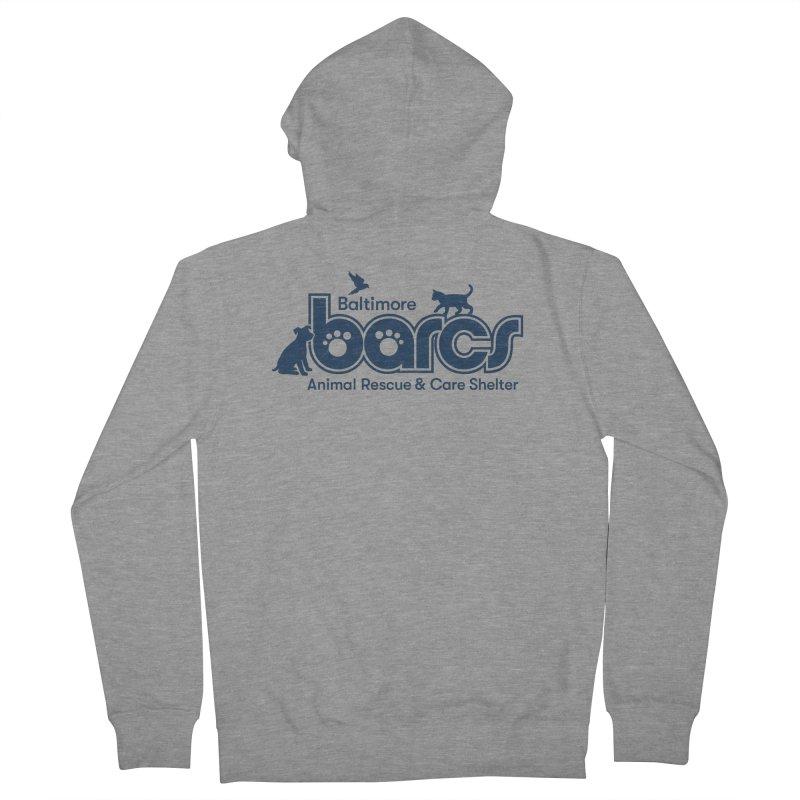 BARCS Logo Women's French Terry Zip-Up Hoody by BARCS Online Shop