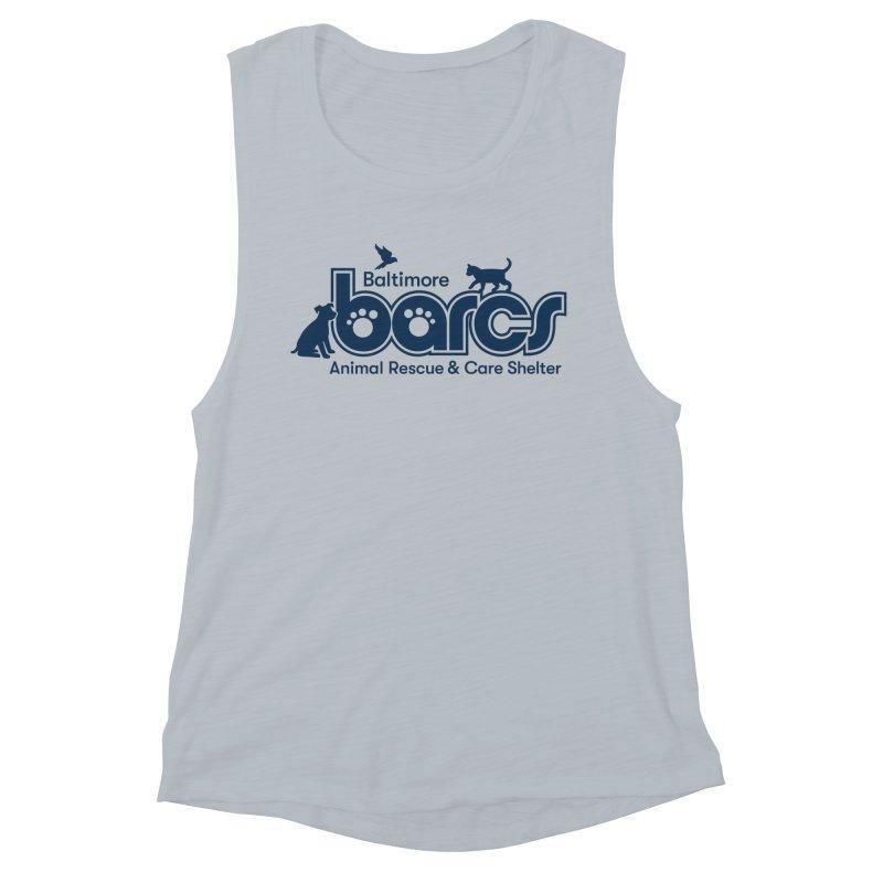 BARCS Logo Women's Muscle Tank by BARCS Online Shop