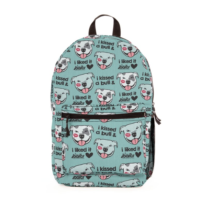 I Kissed a Bull (Pattern) Accessories Bag by BARCS Online Shop