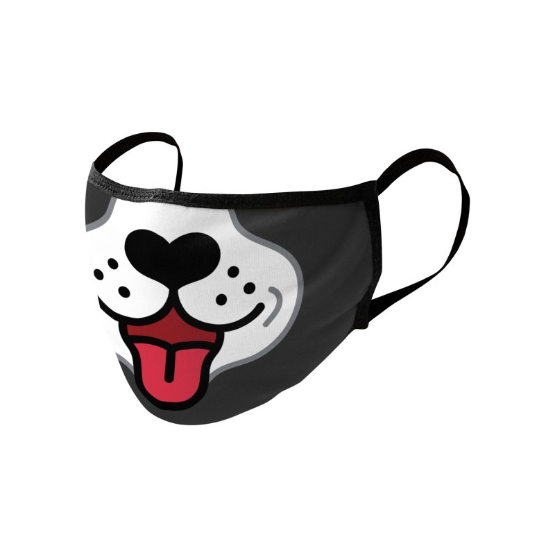 Dog Face #3 Accessories Face Mask by BARCS Online Shop