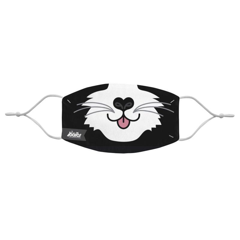 Cat Face #7 Accessories Face Mask by BARCS Online Shop