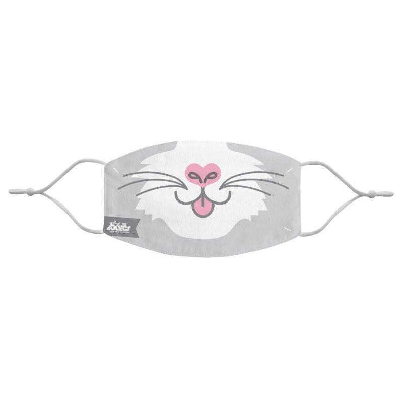 Cat Face #8 Accessories Face Mask by BARCS Online Shop