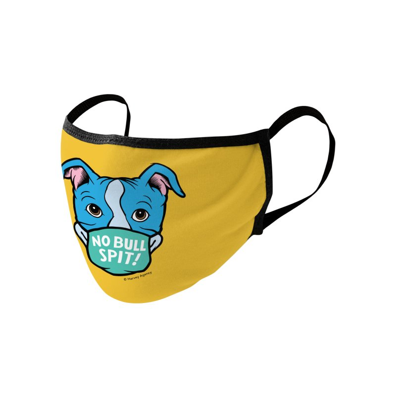 No Bull Spit Accessories Face Mask by BARCS Online Shop