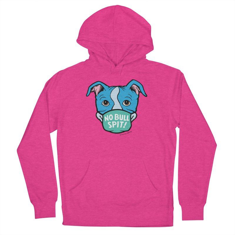 No Bull Spit Men's Pullover Hoody by BARCS Online Shop