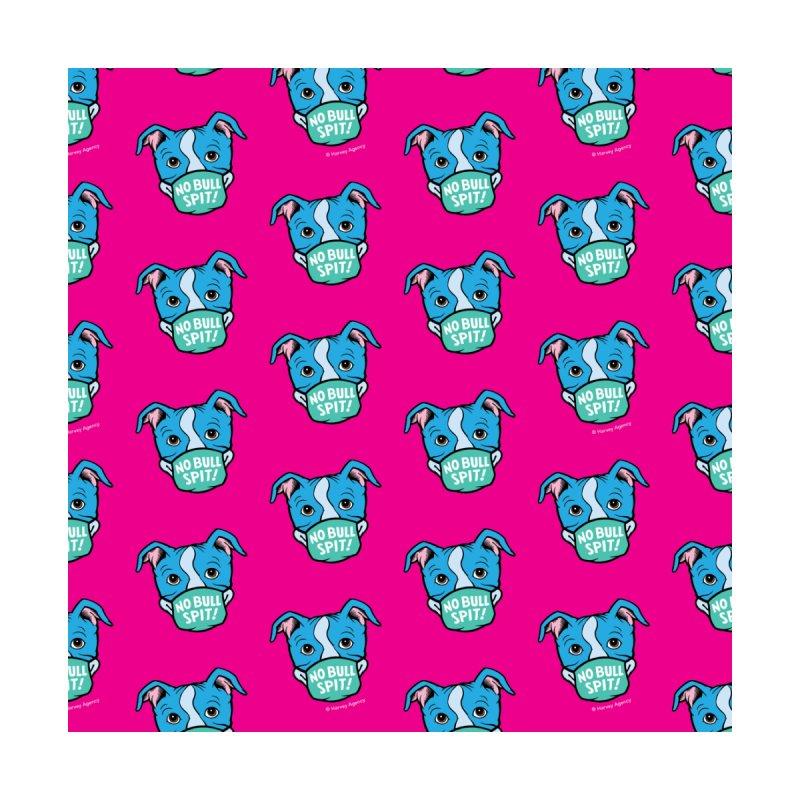 No Bull Spit - Pattern (Pink) Women's Socks by BARCS Online Shop