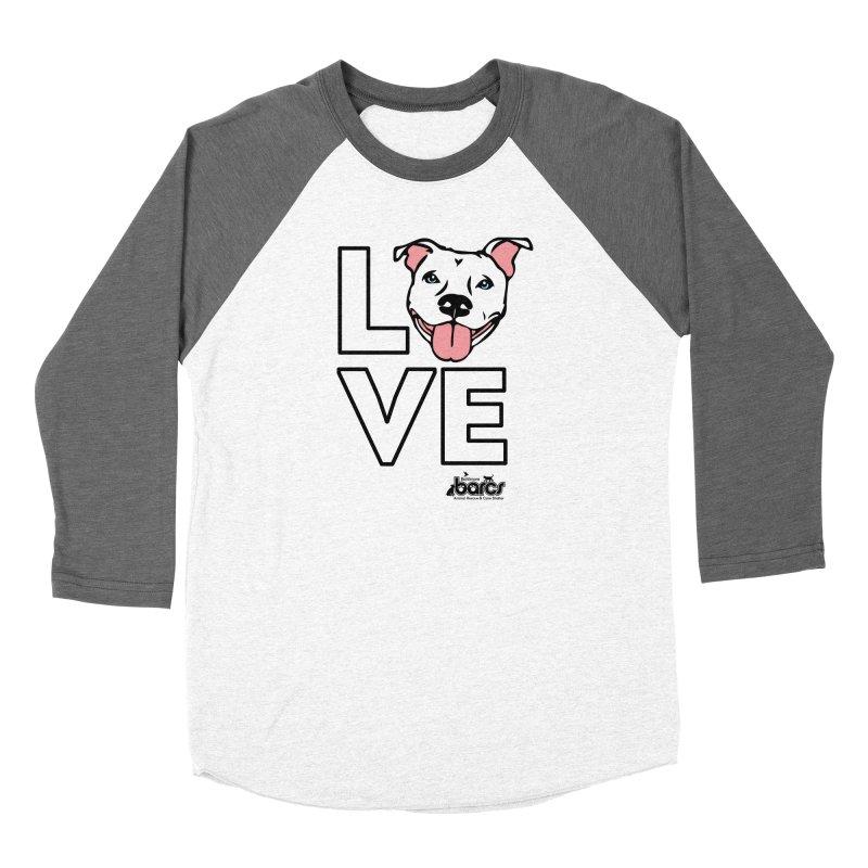 Puppy LOVE Women's Longsleeve T-Shirt by BARCS Online Shop