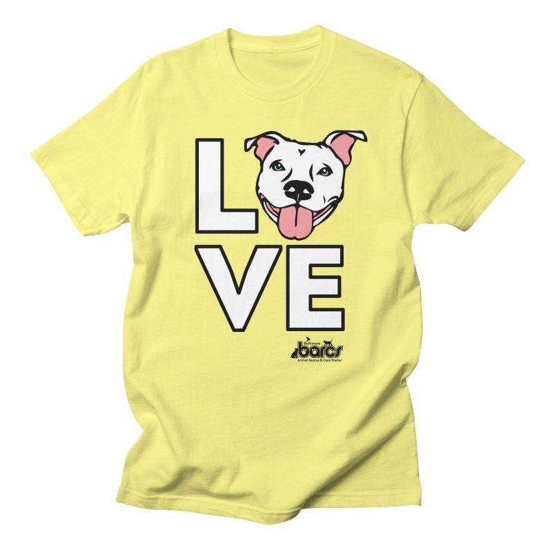 Puppy LOVE Men's T-Shirt by BARCS Online Shop