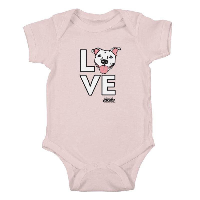 Puppy LOVE Kids Baby Bodysuit by BARCS Online Shop