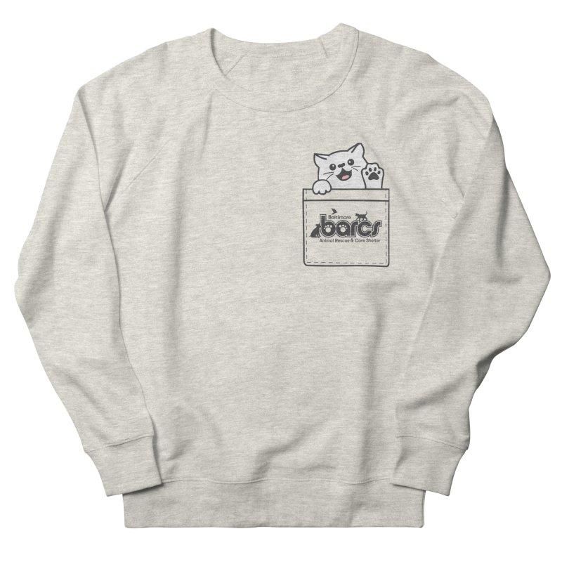 BARCS Logo Pocket Pals (Kitty) Women's Sweatshirt by BARCS Online Shop