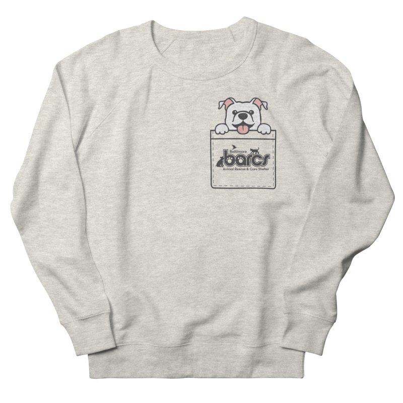 BARCS Logo Pock Pals (Puppy) Women's Sweatshirt by BARCS Online Shop
