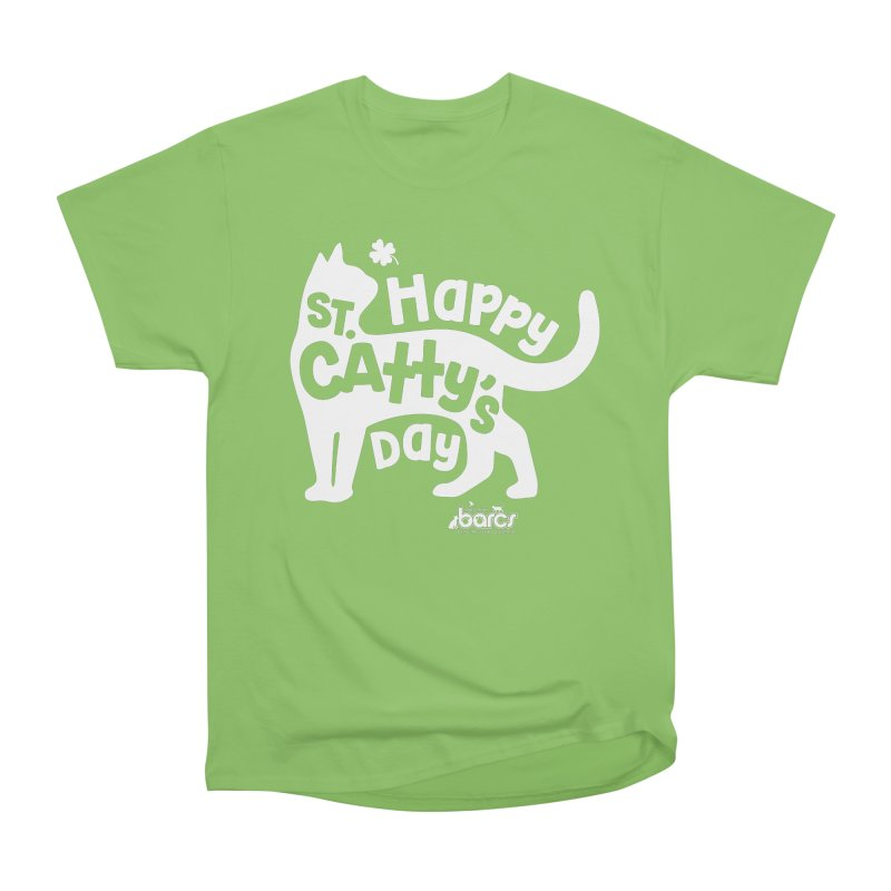 St. Catty's Day Women's T-Shirt by BARCS Online Shop