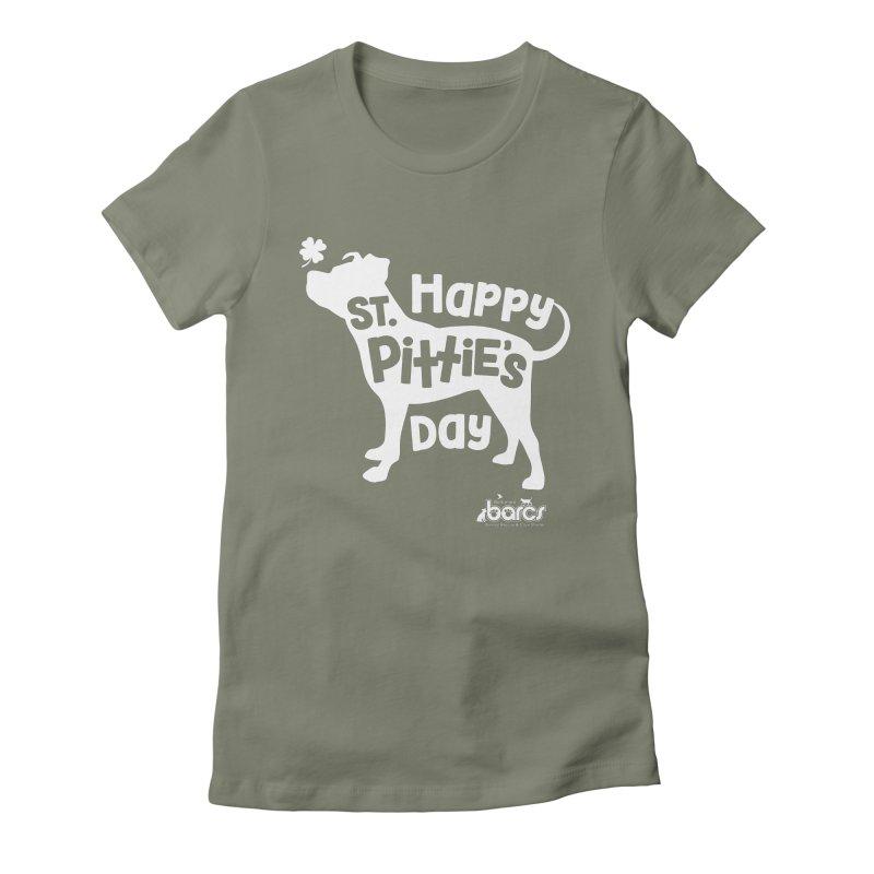 St. Pittie's Day Women's T-Shirt by BARCS Online Shop