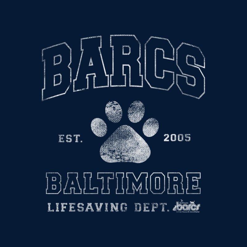 BARCS Lifesaving Dept. (Vintage Distressed Look) Kids Baby Bodysuit by BARCS Online Shop