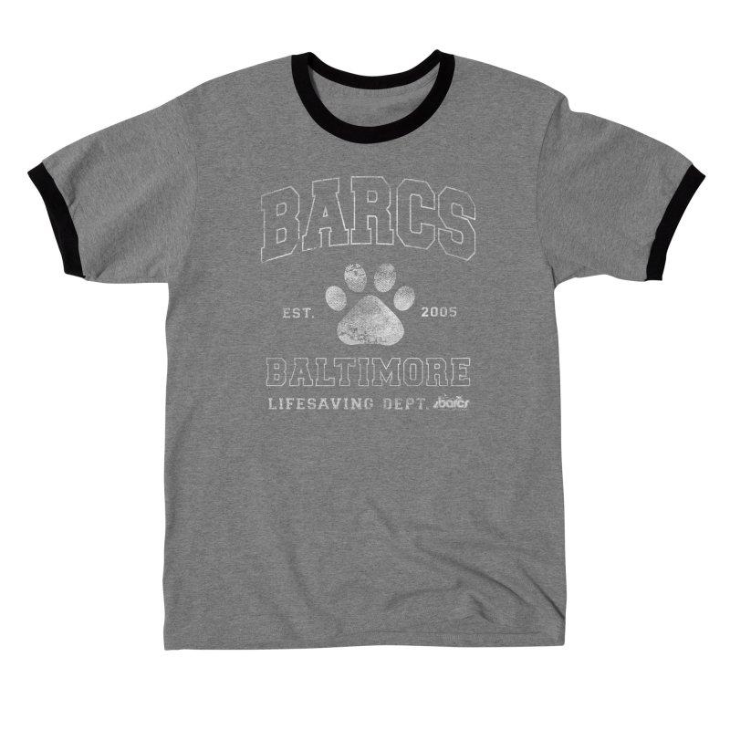 BARCS Lifesaving Dept. (Vintage Distressed Look) Men's T-Shirt by BARCS Online Shop
