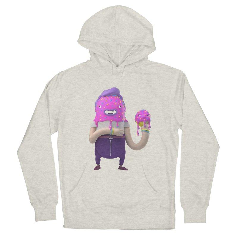 Hoola Bob Men's Pullover Hoody by bard's Artist Shop