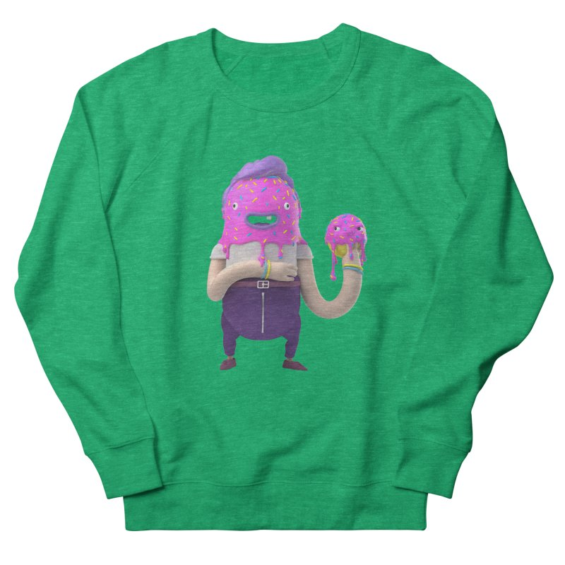 Hoola Bob Women's Sweatshirt by bard's Artist Shop