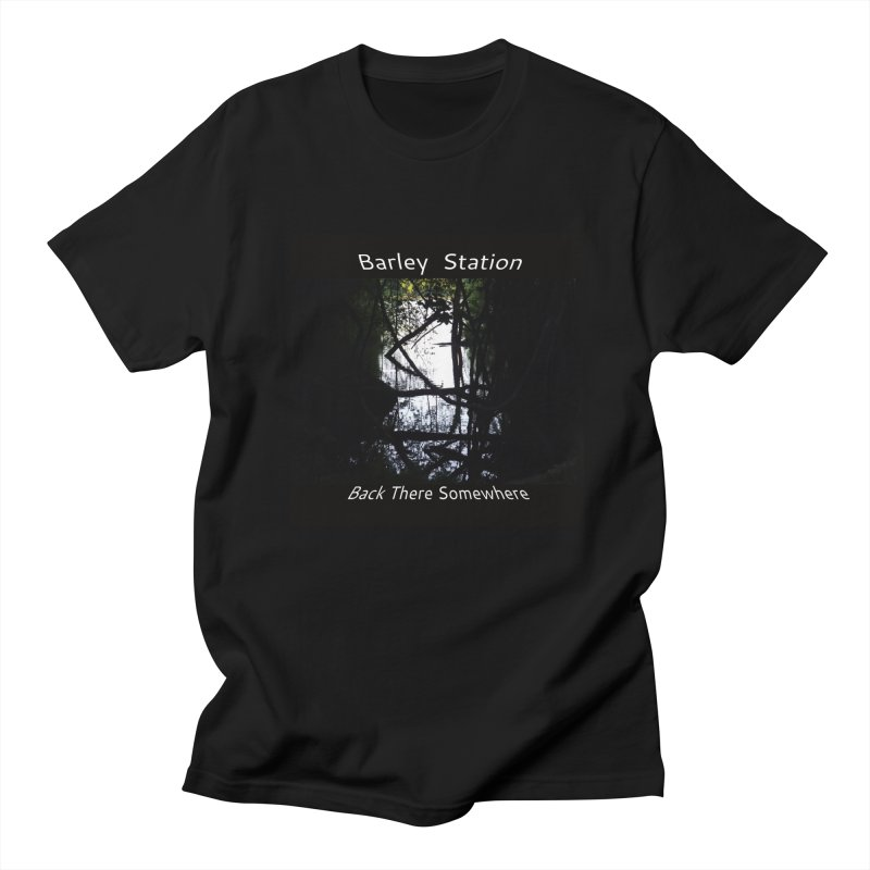 Barley Station's 'Back There Somewhere' Album Art Products Men's Regular T-Shirt by The Barley Station Store