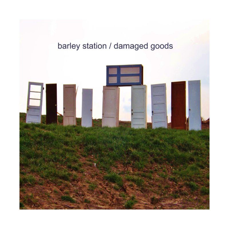 Barley Station's 'Damaged Goods' Album Art Products by The Barley Station Store