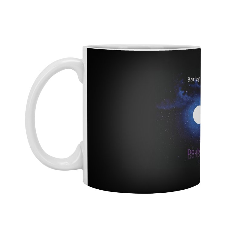 Barley Station's 'Double Star' single cover products Accessories Mug by The Barley Station Store