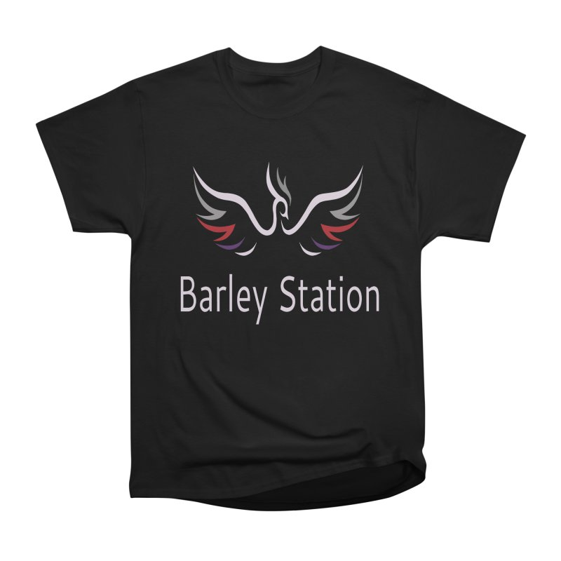 Barley Station Logo Men's T-Shirt by The Barley Station Store