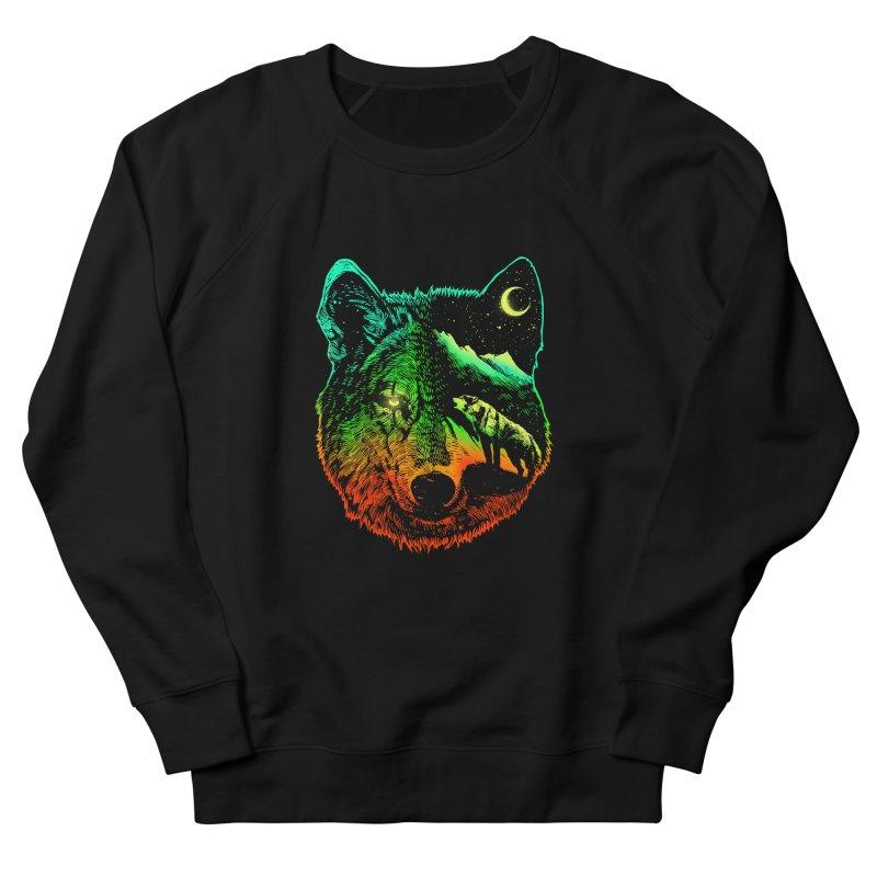 Nightwolf light Women's Sweatshirt by barmalisiRTB