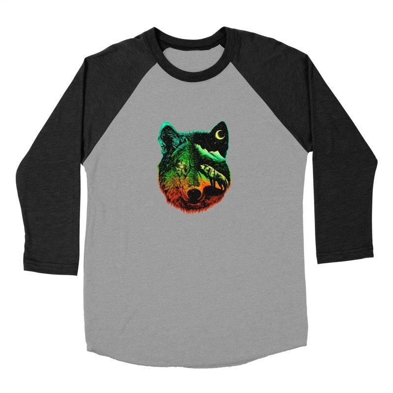 Nightwolf light Men's Longsleeve T-Shirt by barmalisiRTB