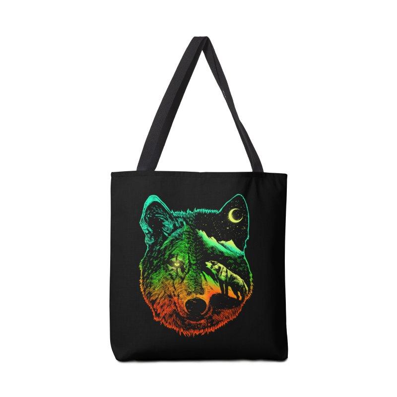 Nightwolf light Accessories Bag by barmalisiRTB