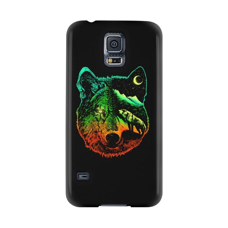 Nightwolf light Accessories Phone Case by barmalisiRTB