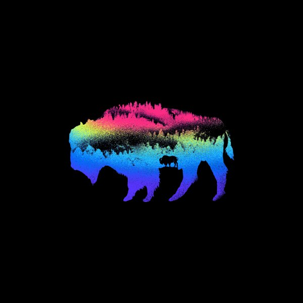 image for Bison nature
