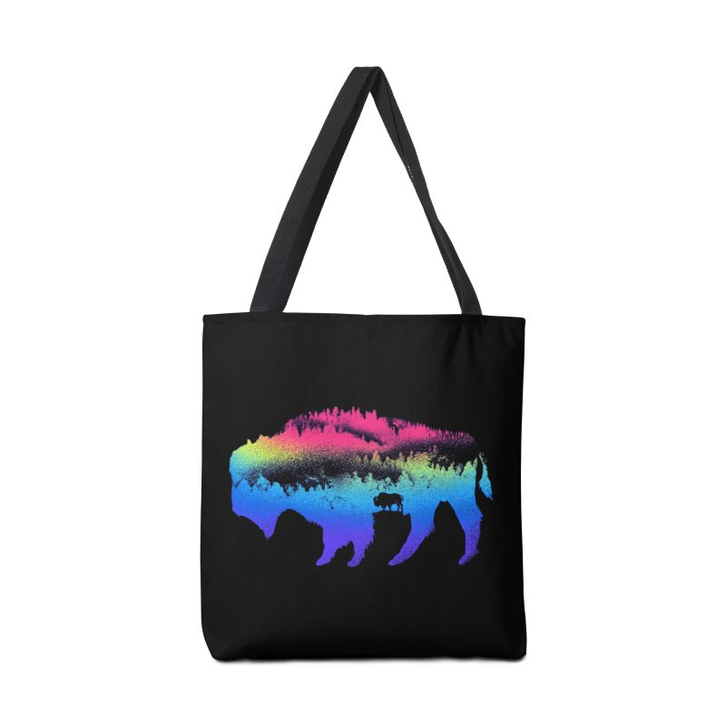 Bison nature Accessories Bag by barmalisiRTB