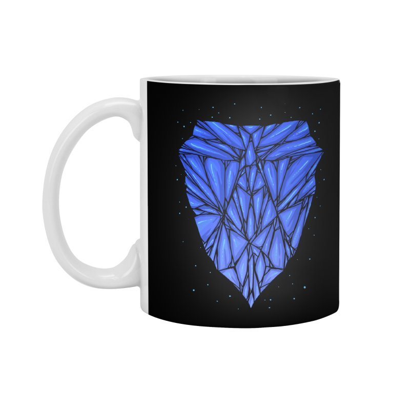 Blue diamond Accessories Standard Mug by barmalisiRTB