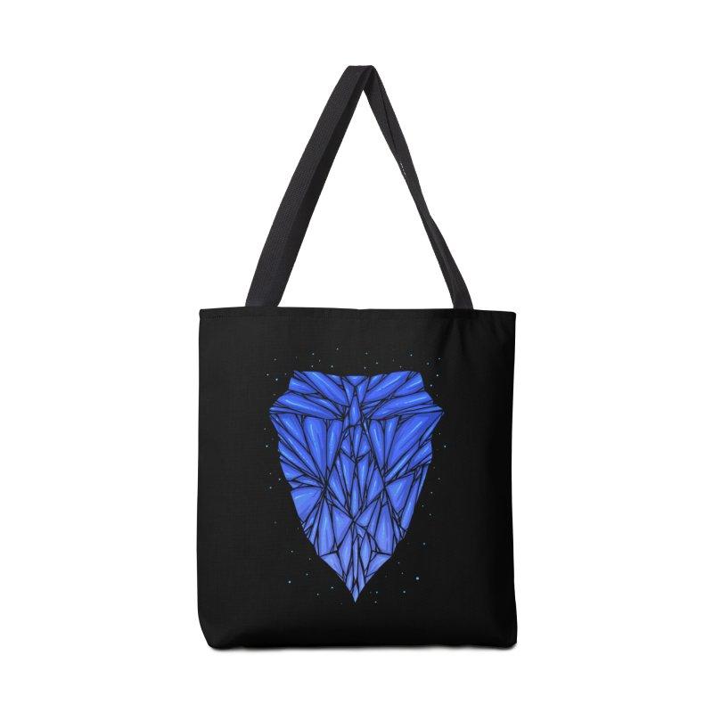Blue diamond Accessories Tote Bag Bag by barmalisiRTB