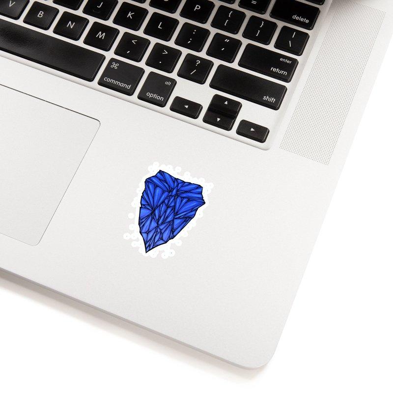 Blue diamond Accessories Sticker by barmalisiRTB