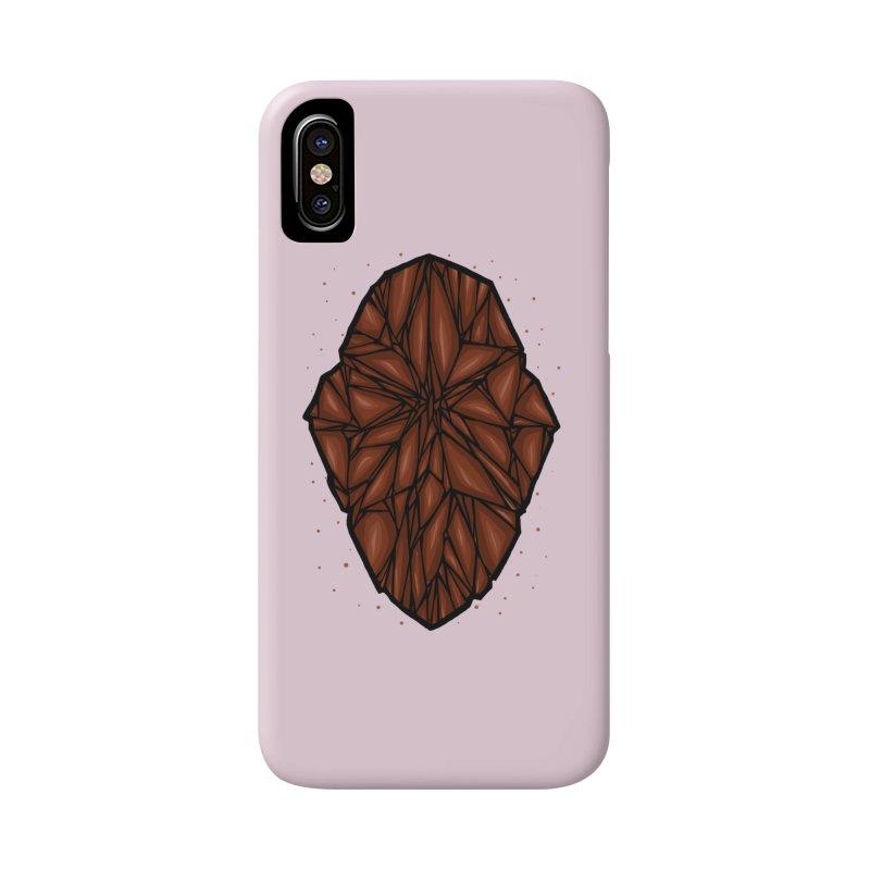 Brown diamond Accessories Phone Case by barmalisiRTB