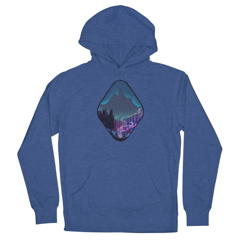 Warmth of love Men's Pullover Hoody by barmalisiRTB