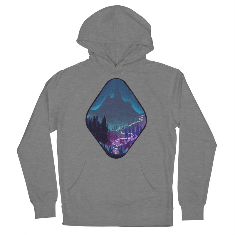 Warmth of love Women's Pullover Hoody by barmalisiRTB
