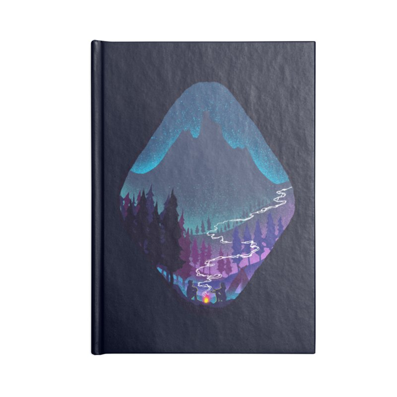 Warmth of love Accessories Notebook by barmalisiRTB