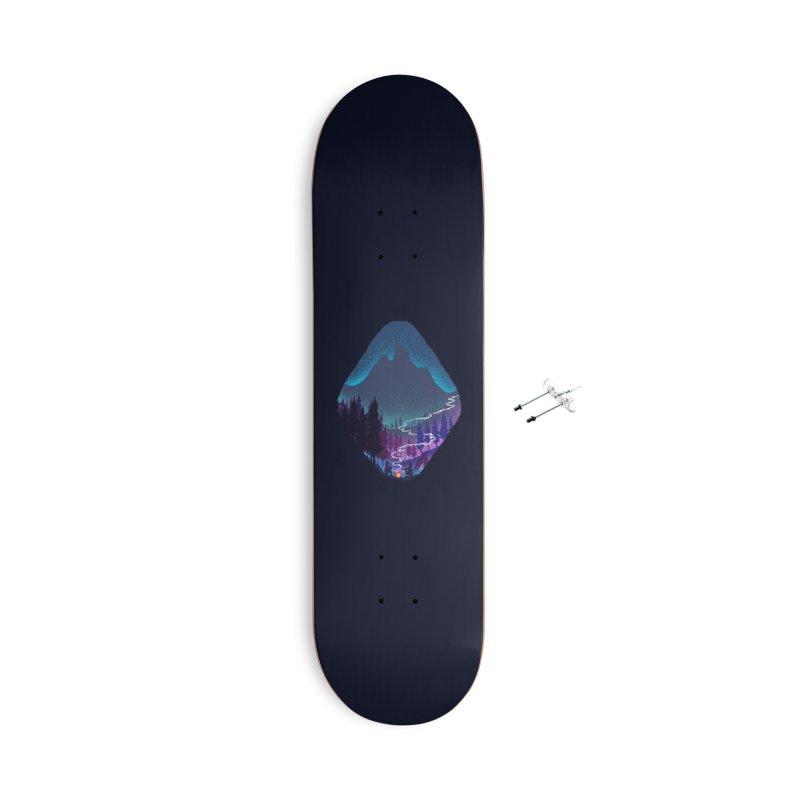 Warmth of love Accessories Skateboard by barmalisiRTB