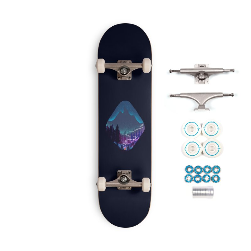 Warmth of love Accessories Complete - Basic Skateboard by barmalisiRTB