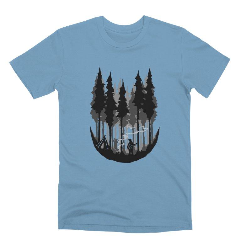 Enjoy camping Men's Premium T-Shirt by barmalisiRTB