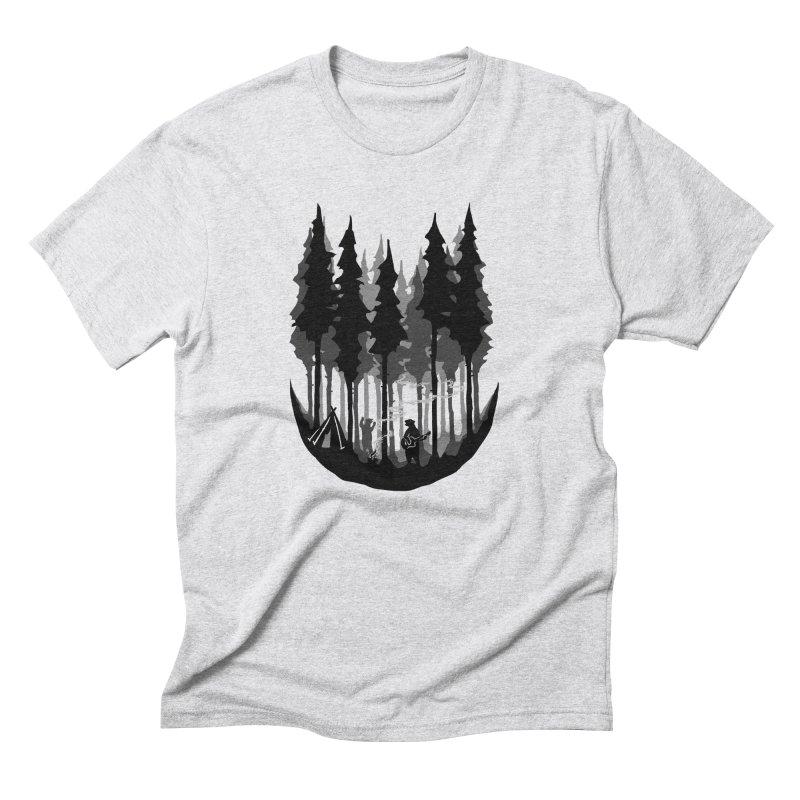 Enjoy camping Men's Triblend T-Shirt by barmalisiRTB