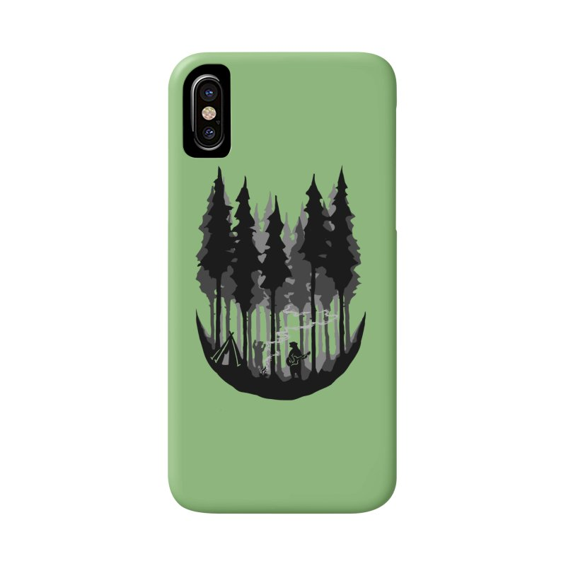 Enjoy camping Accessories Phone Case by barmalisiRTB
