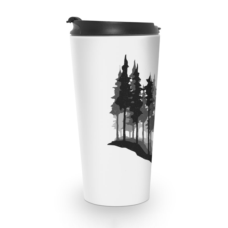 Romantic Camping Accessories Travel Mug by barmalisiRTB