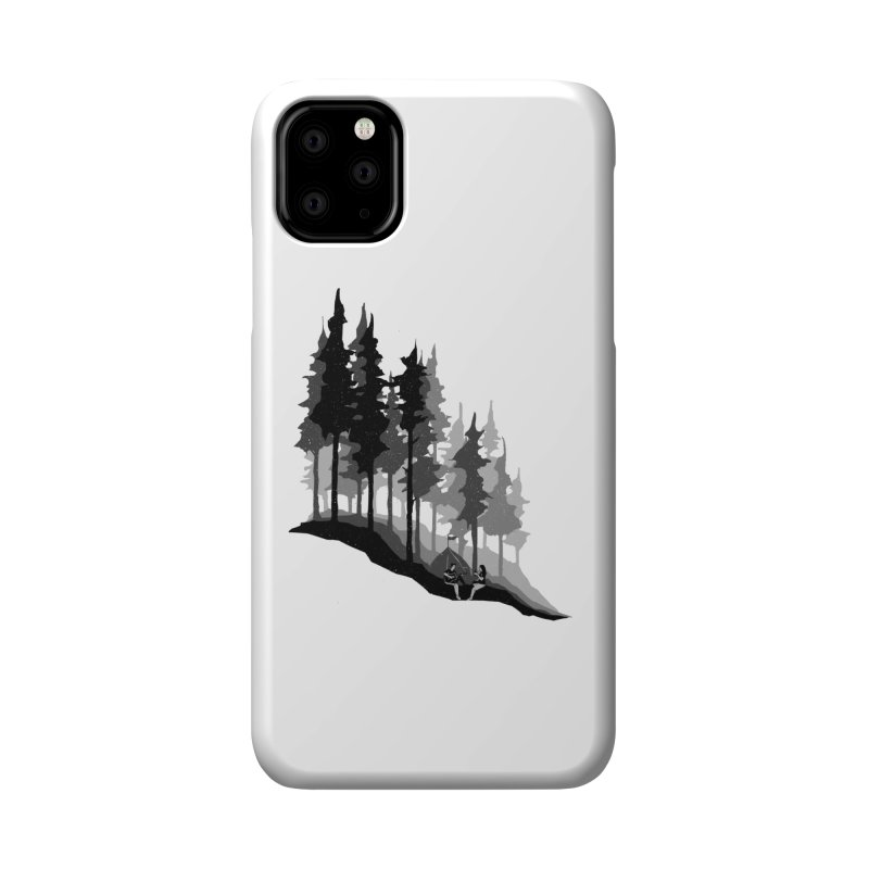 Romantic Camping Accessories Phone Case by barmalisiRTB