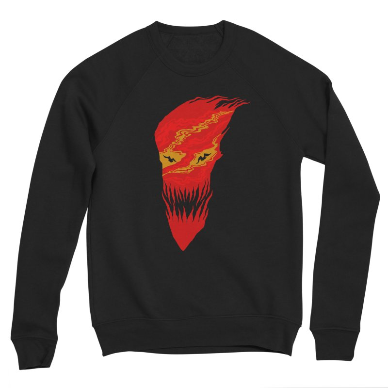 Mystery night Men's Sponge Fleece Sweatshirt by barmalisiRTB
