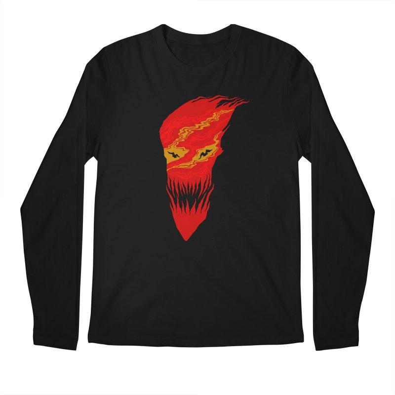 Mystery night Men's Regular Longsleeve T-Shirt by barmalisiRTB