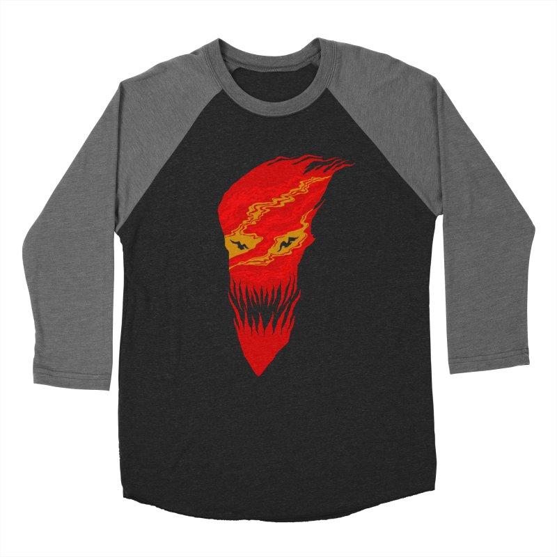 Mystery night Men's Baseball Triblend Longsleeve T-Shirt by barmalisiRTB