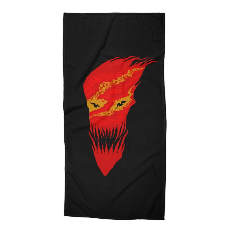 Mystery night Accessories Beach Towel by barmalisiRTB