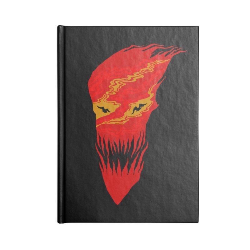 Mystery night Accessories Lined Journal Notebook by barmalisiRTB