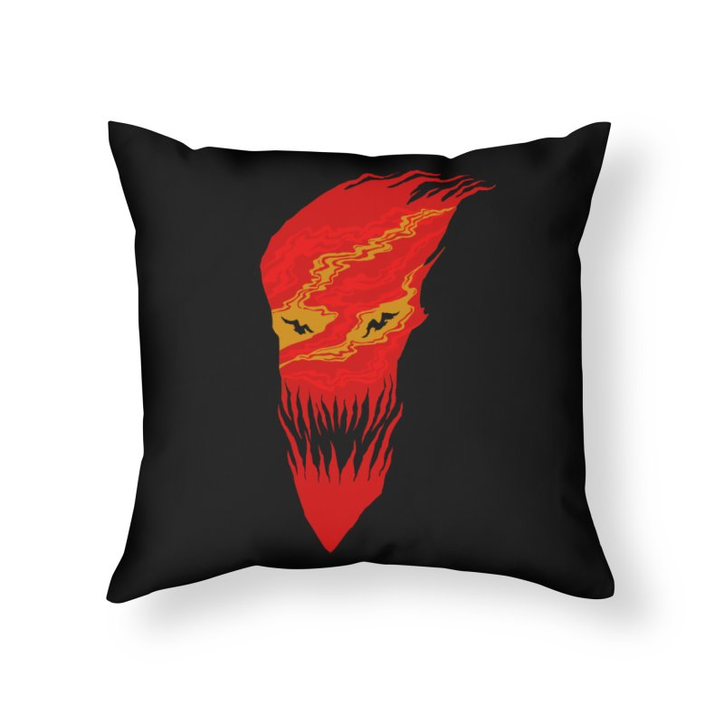 Mystery night Home Throw Pillow by barmalisiRTB